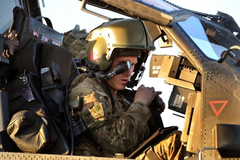 Princas Harry iš Afganistano atvyko į Kiprą reaklimatizacijai