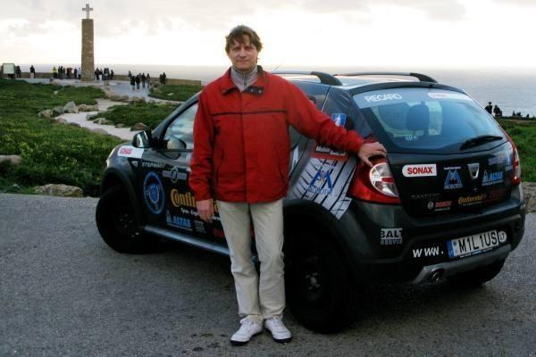 Cabo da Roca – Vladivostokas: 11 parų ir beveik 16 valandų