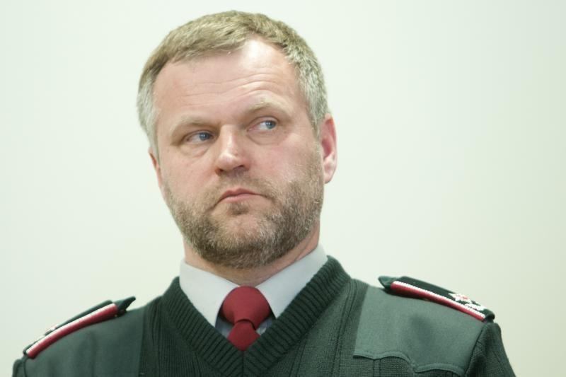Pasieniečiai tikisi glaudesnių ryšių su Baltarusijos kolegomis