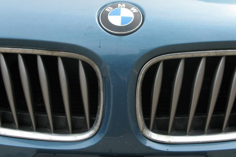 Vagys Vilniuje siaubia BMW automobilius