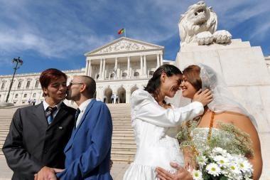 Teisingumo ministras: dėl homoseksualų partnerystės įteisinimo turi būti diskutuojama