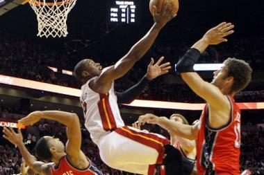 "NBA čempionatas: ""Heat"" laimėjo, ""Raptors"" suklupo"