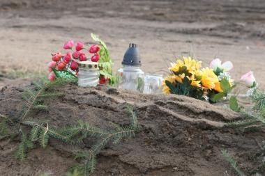 Eigulių kapinėse - tūkstantis naujų kapaviečių