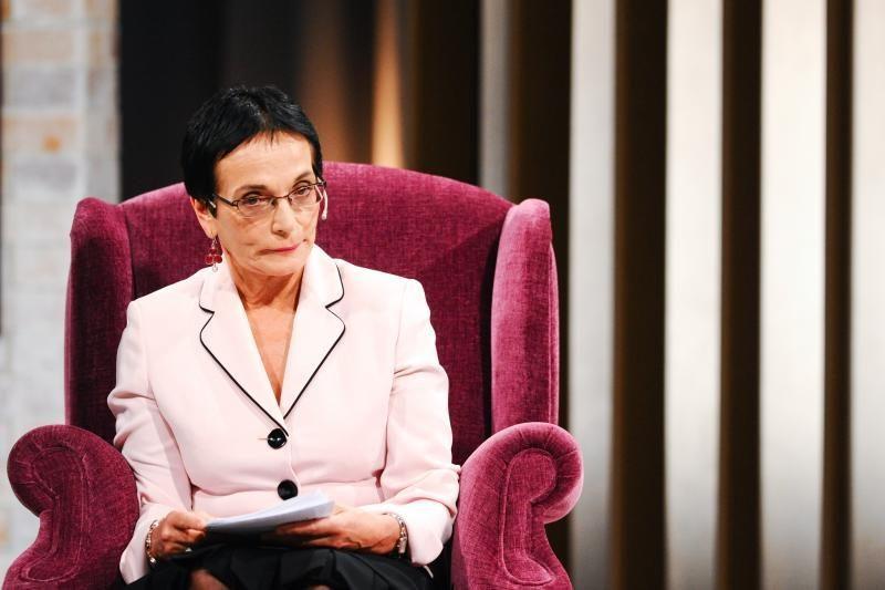 M. A. Pavilionienė: moteris nėra vyrų sėklos šiukšliadėžė!
