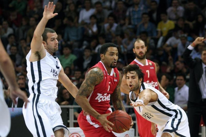"""""""Olympiacos"""" palaužė turkus ir gins Eurolygos čempionų titulą (top5)"""