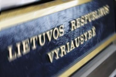 Pokyčiai premjero komandoje: nauja atstovė spaudai, aiškėja V.Valentinavičiaus rolė