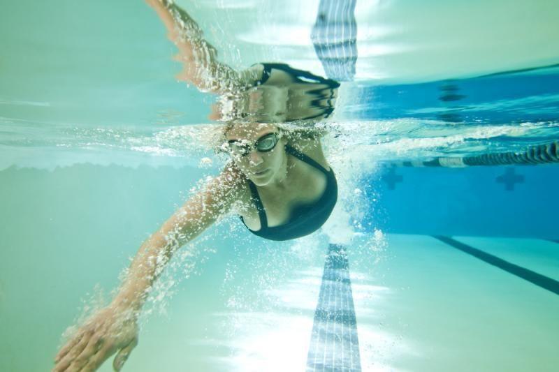 Klaipėdiečiams - nemokami užsiėmimai baseine