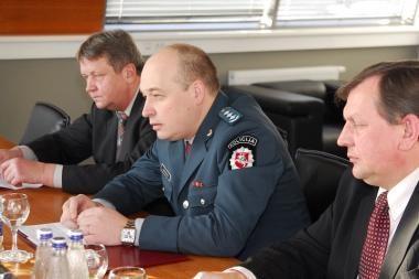 Vilniuje rinksis Europos šalių sostinių policijos vadovai