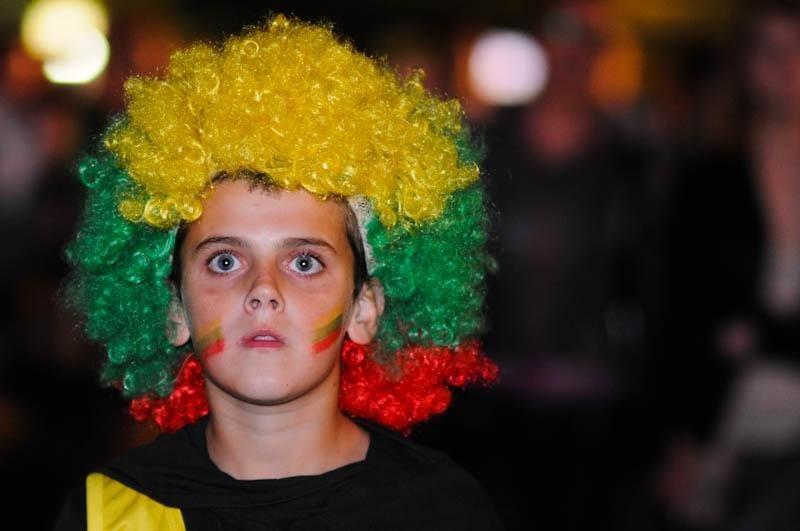 """""""Siemens arenoje"""" pirmąsias Lietuvos rungtynes stebėjo 5000 sirgalių"""