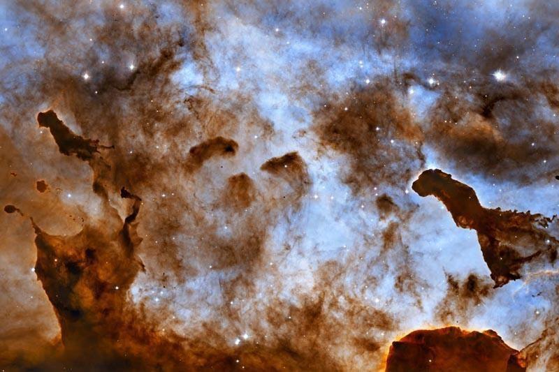 Visatos pažinimas: įspūdingasis Plejadžių Sietynas