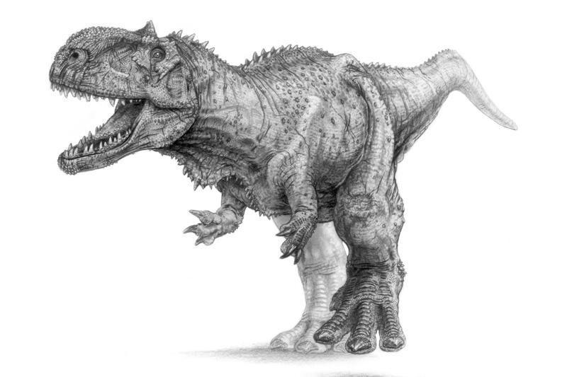 Amerikietis vardą pasikeitė į Tyrannosaurus Rex