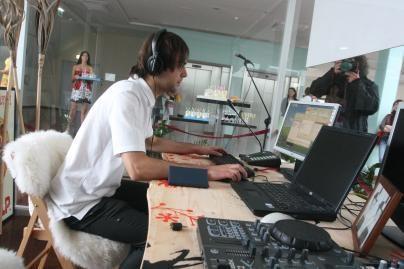Vilnius negali be radijo