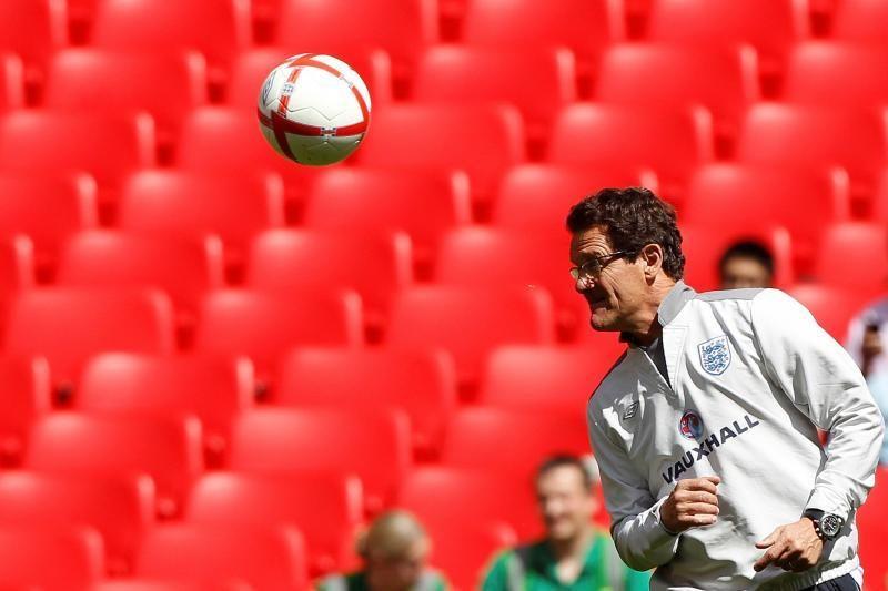 "F.Capello: ""Rooney prieš Ispaniją nežais"""