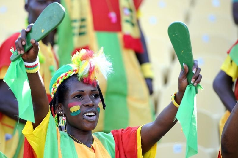 Dramblio Kaulo Krantas sėkmingai pradėjo Afrikos čempionatą