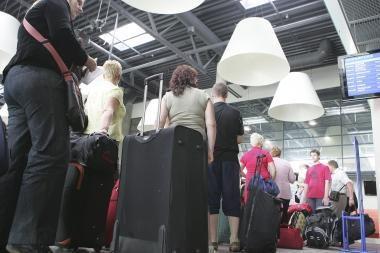Kauno oro uostas į infrastruktūros plėtrą investavo 42,4 mln. litų