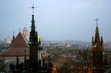 Vilniaus oras – švariausias Europoje