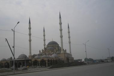 Po A.Kadyrovo mečetės atidarymo – duris atvers ir muziejus
