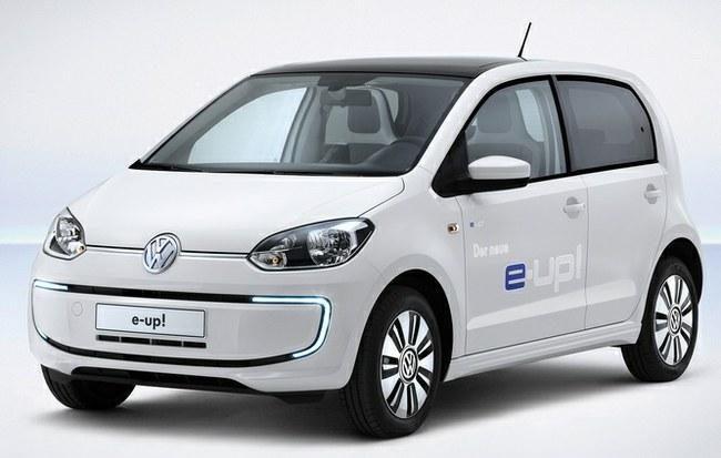 "Atskleistos detalės apie elektrinį ""Volkswagen e-Up"""