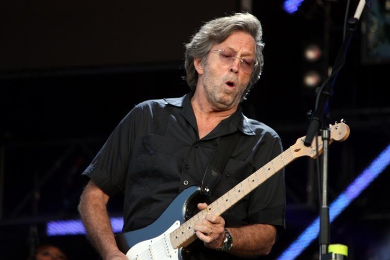 E. Claptono koncertuose – po dešimtmečio į repertuarą grįžusi daina