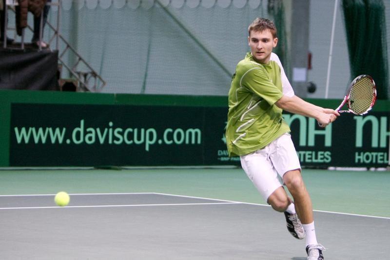 G.Sabeckis nepateko į pagrindinį turnyro Lenkijoje etapą