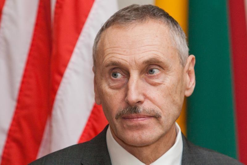A.Sekmokas: Baltijos AE Kaliningrade statoma nesaugiai