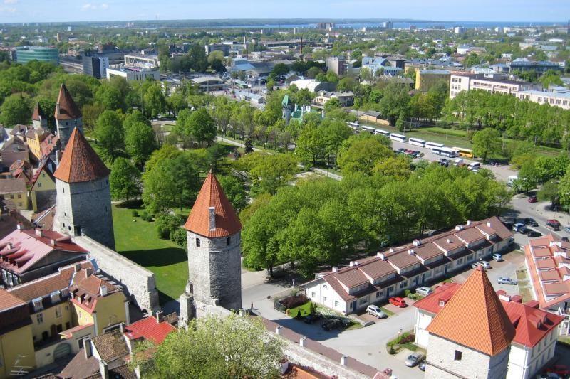 Estijoje – daugiau viešbučių lovų turistams nei Lietuvoje ar Latvijoje