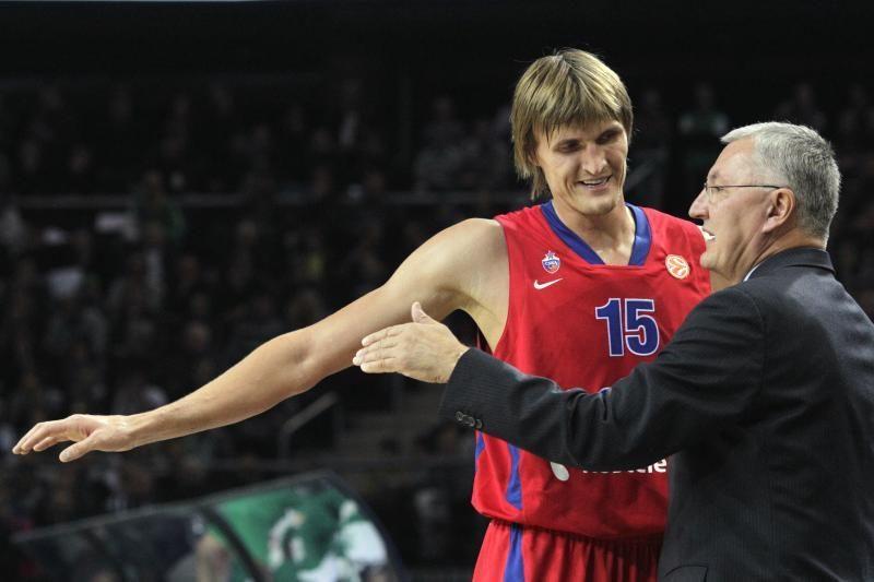 Naudingiausiu pirmosios ULEB savaitės žaidėju tapo rusas A.Kirilenka