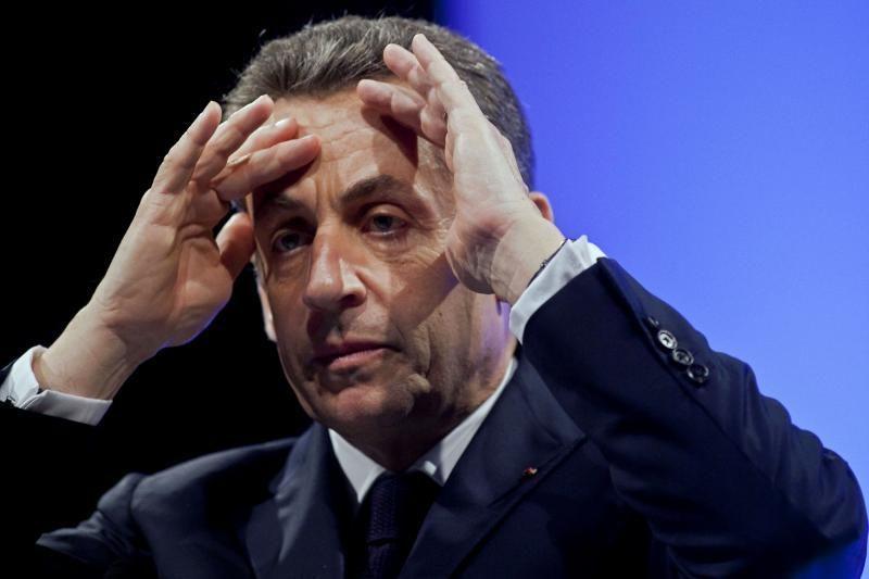 Prancūzijos policija darė kratą N.Sarkozy biure ir namuose
