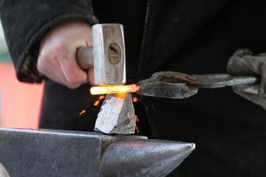 Senųjų amatų meistrai demonstruos išmonę Trakų salos pilyje