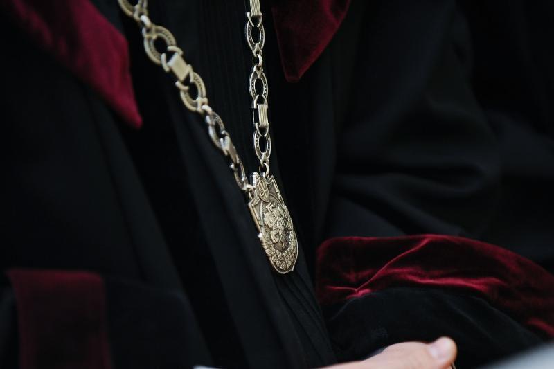 Tyrimas: su teismais susidūrę asmenys palankiau vertina jų darbą