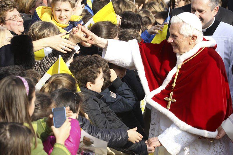 Suklastotoje Vatikano žinutėje paskelbta apie popiežiaus mirtį