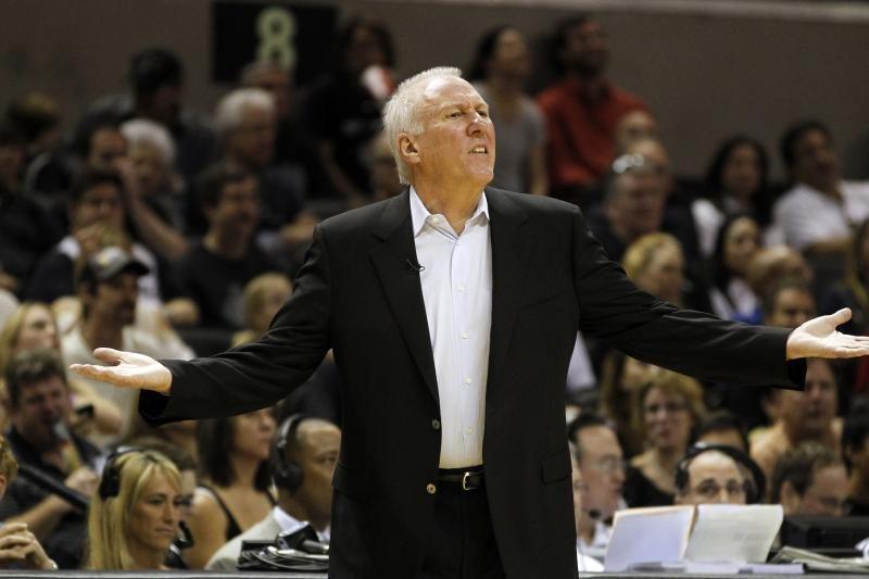 G.Popovičiui - NBA metų trenerio titulas