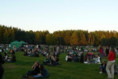 Rugsėjo 1-ąją Vilniaus Vingio parke renginių netrūks