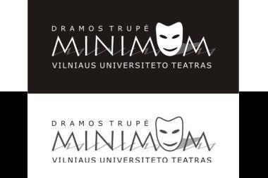 """VU teatro dramos trupė """"Minimum"""" kviečia į spektaklio premjerą"""