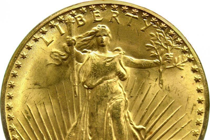 Europoje bus eksponuojama  moneta, verta 7,6mln. JAV dolerių