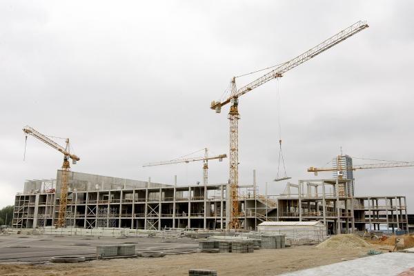 Klaipėdos arenos valdytojai reikalauja kompensacijų