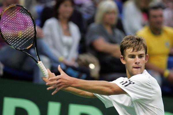 L.Grigelis - Zalcburgo vyrų teniso turnyro aštuntfinalyje