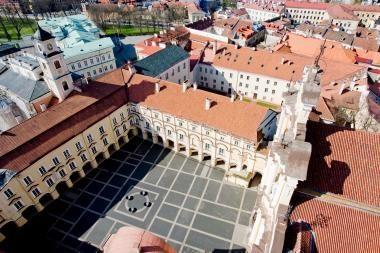 Aukštųjų mokyklų reitingo lyderiai - Vilniaus universitetas ir Kauno kolegija