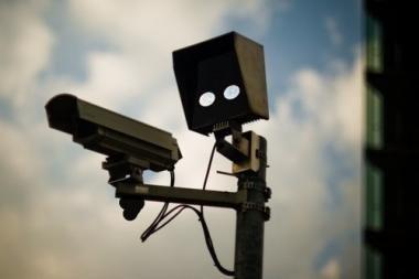 Viešvilės užkardoje sieną su Rusija stebės vaizdo kameros
