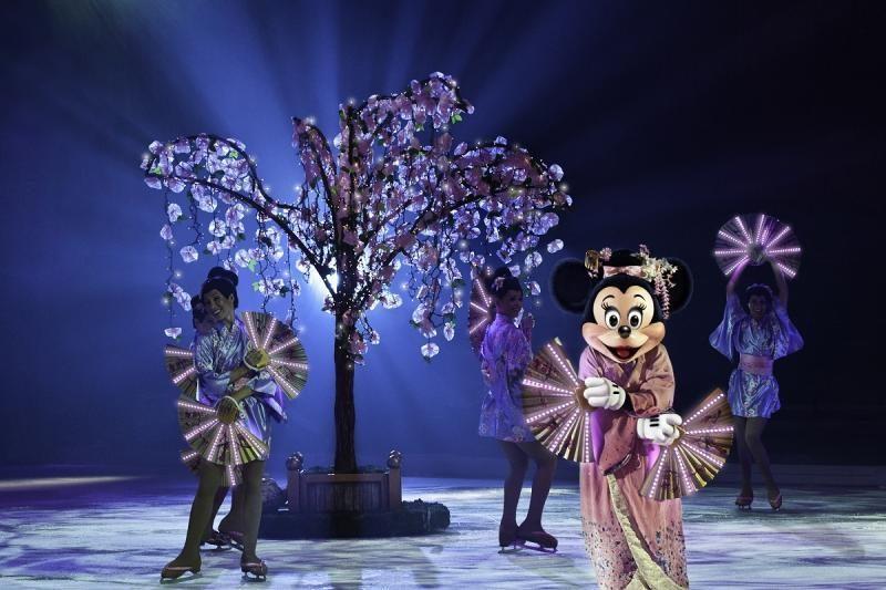 """""""Disney on Ice"""" šou """"Šventė!"""" privertė spindėti daugelio akis"""
