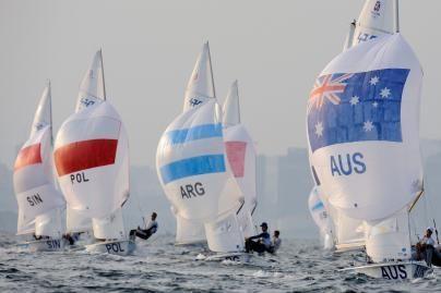 Buriuotojų auksas atiteko Australijos komandoms