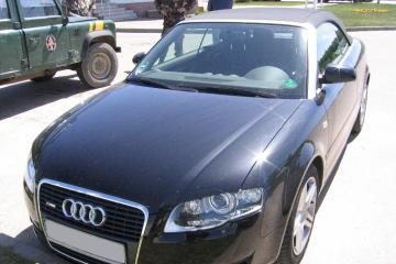Pareigūnai konfiskuoja užsienyje vogtus automobilius