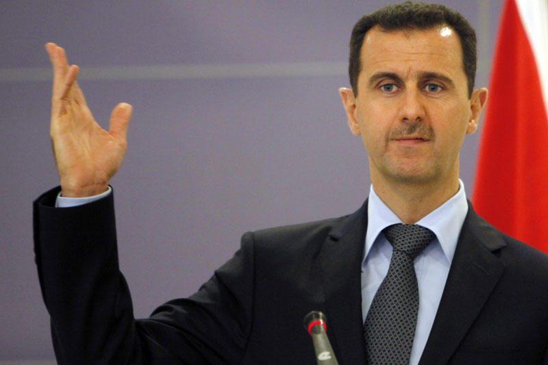Raudonojo Kryžiaus vadovas susitiko su Sirijos prezidentu B.al Assadu