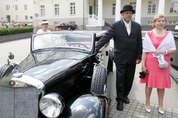 Seimas nusprendė, koks automobilis yra istorinis
