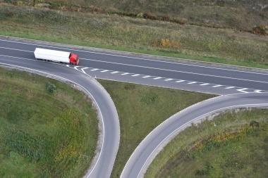 Bus ribojamas leidimų išdavimas sunkiasvorėms transporto priemonėms