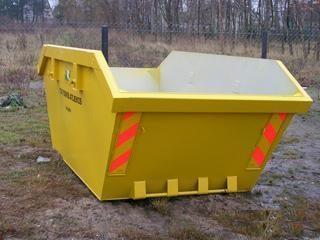 Degančiame atliekų konteineryje — lavonas