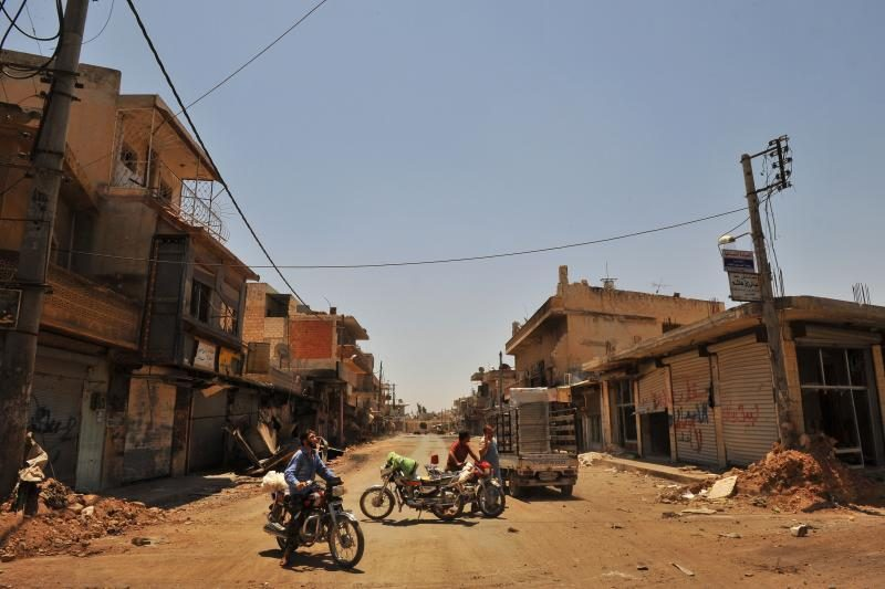 JT: Sirijoje 3 mln. žmonių stinga maisto ir pagalbos žemės ūkiui