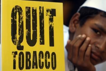 PSO nori visiškai uždrausti tabako reklamą