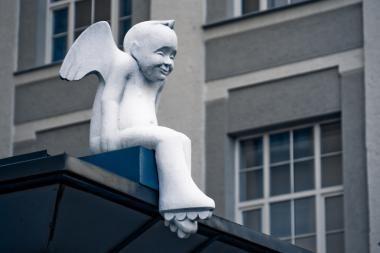 Vilniečiai nebeskriaudžia angelų
