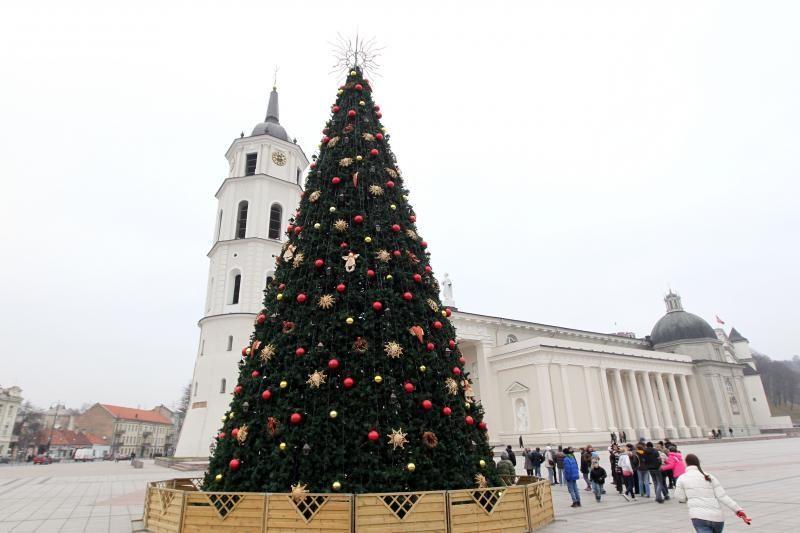 Šimtametės Vilniaus kalėdinės tradicijos